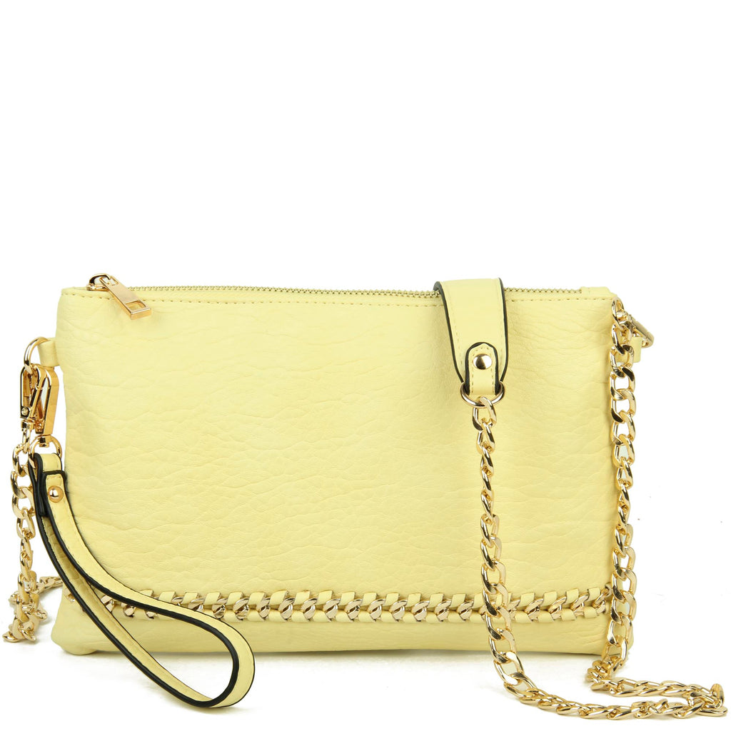 The Danica Crossbody - Lemon Zest - Ampere Creations
