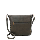 Shelby Crossbody - Army Green - Ampere Creations