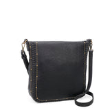 Shelby Crossbody - Black - Ampere Creations