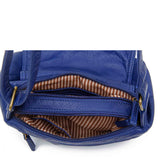 The Willma Crossbody - Dark Blue - Ampere Creations