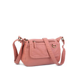 The Willma Crossbody - Peach - Ampere Creations