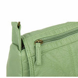 The Willma Crossbody - Seafoam Green - Ampere Creations