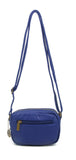 The Caroline Mini Crossbody - Navy Blue - Ampere Creations