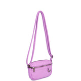 The Caroline Mini Crossbody - Light Purple - Ampere Creations