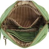 The Caroline Mini Crossbody - Seafoam Green - Ampere Creations