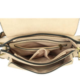 The Alice Saddle- Beige - Ampere Creations