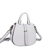 The Carli Crossbody - Fossil Grey - Ampere Creations