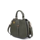 The Carli Crossbody - Olive - Ampere Creations