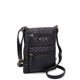 Jassy Crossbody - Black - Ampere Creations