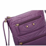 Jassy Crossbody - Purple - Ampere Creations