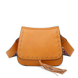 Carlisle Crossbody - Light Brown - Ampere Creations