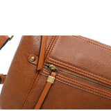 Mia Crossbody - Brown