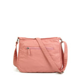 The Lorie Crossbody - Rose Pink - Ampere Creations