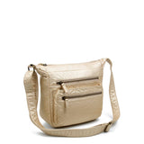 The Elsa Crossbody - Champagne - Ampere Creations