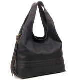 The Amia Hobo - Black - Ampere Creations