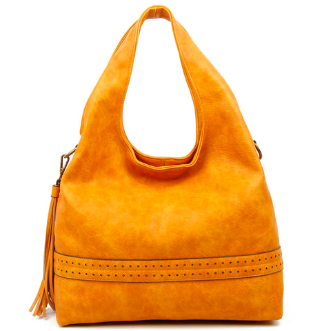 The Amia Hobo - Camel - Ampere Creations