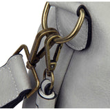 The Amia Hobo - Light Grey - Ampere Creations