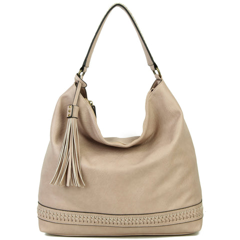The Aida Hobo - Pastel Rose