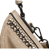 The Dana Hobo Crossbody - Taupe - Ampere Creations