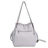The Heidi Hobo - Fossil Grey - Ampere Creations