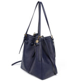 The Heidi Hobo - Navy Blue - Ampere Creations