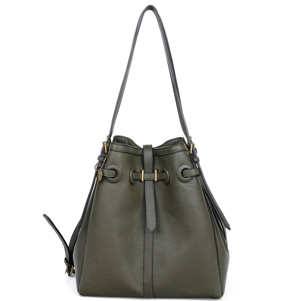 The Heidi Hobo - Olive - Ampere Creations