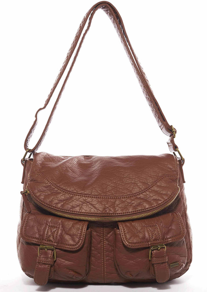 The Annabell Messenger - Brown