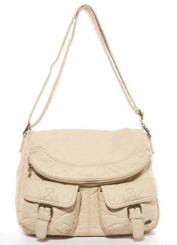 The Annabell Messenger - Taupe