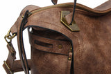 The Ali Satchel - Brown - Ampere Creations