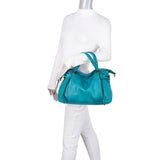 The Ali Satchel - Teal