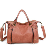 The Ali Satchel - Nude - Ampere Creations