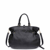 The Brandi Satchel - Black - Ampere Creations