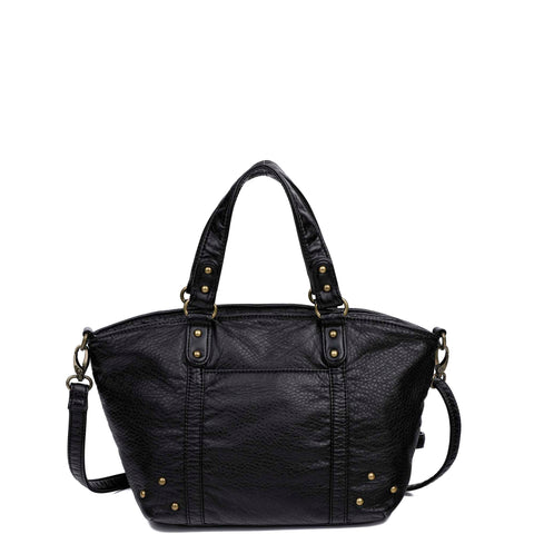 The Patty Tote - Black - Ampere Creations
