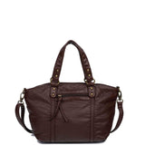 The Patty Tote - Chocolate Brown - Ampere Creations