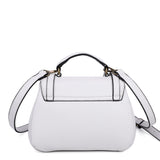 The Linda Satchel - Fossil Grey - Ampere Creations