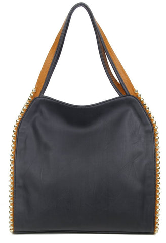 The Gracie Tote - Black - Ampere Creations
