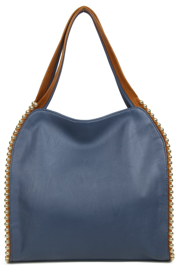 The Gracie Tote - Blue - Ampere Creations