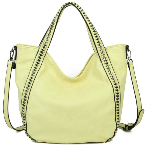 The Daphne Tote - Lemon Zest - Ampere Creations