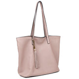 The Lucia Tote - Nude - Ampere Creations