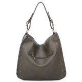 Virginia Tote - Army Green - Ampere Creations