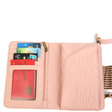 The Sophia Wallet Crossbody - Honey Mustard - Ampere Creations