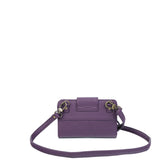 The Sophia Wallet Crossbody - Purple - Ampere Creations