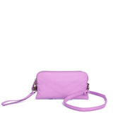 The Samantha Wallet Crossbody - Light Purple - Ampere Creations