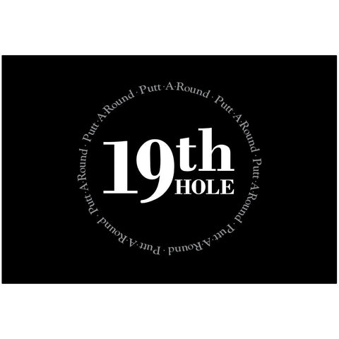 19th Hole - Flag Only