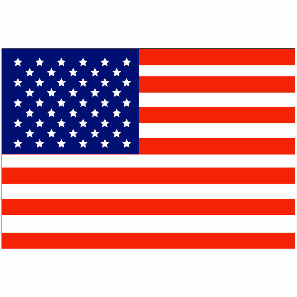 American Flag for Putt-A-Round - Flag Only