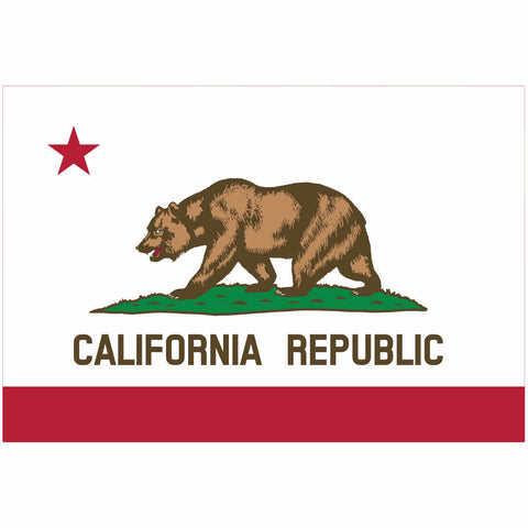 California State Flag for Putt-A-Round - Flag Only