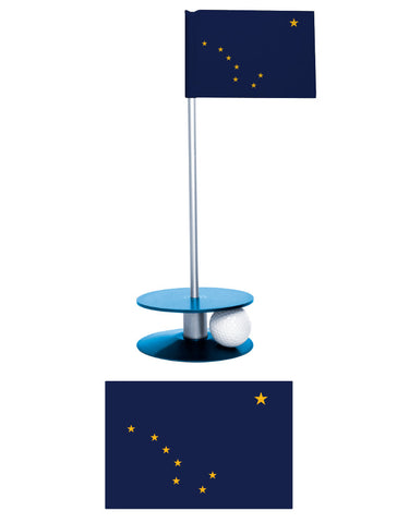 The Alaska State Flag Putt-A-Round makes a great gift.