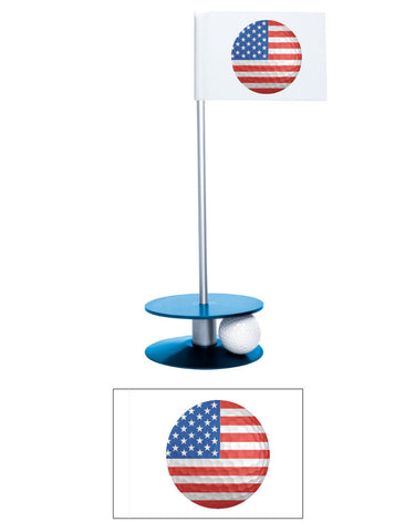 Putt-A-Round American Flag Golf Ball Collection - A perfect gift for the patriotic golfer