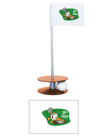 Putt-A-Round Gus The Golfball 19th Hole Collection - A great gift for the golfer in your life