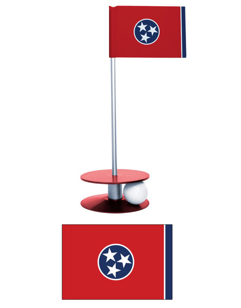 Tennessee Putt-A-Round Putting Aid. A great gift for the golfer in your life.